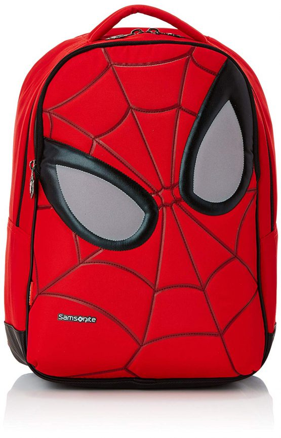 Samsonite Marvel by Samsonite Ultimate Spiderman Iconic School Backpack, 42 cm, 20 Liters Samsonite