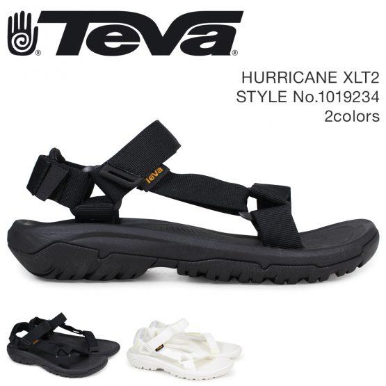 Sandal Teva Men Hurricane XLT2 Sandals 1019234 Teva Black size 43