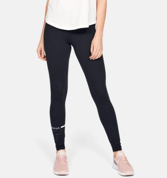 Women's UA Favourite Big Logo Leggings Size L