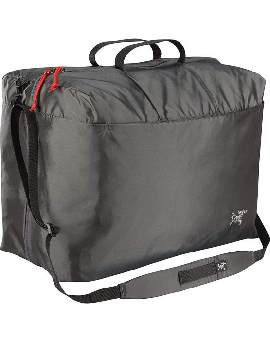 Arcteryx Index 10 + 10 Pilot Travel Duffels Black Arcteryx 13977