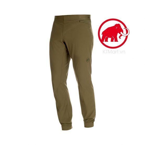 Mammut Crashiano Pants Men Iguana 1022-00440 Mammut size 34