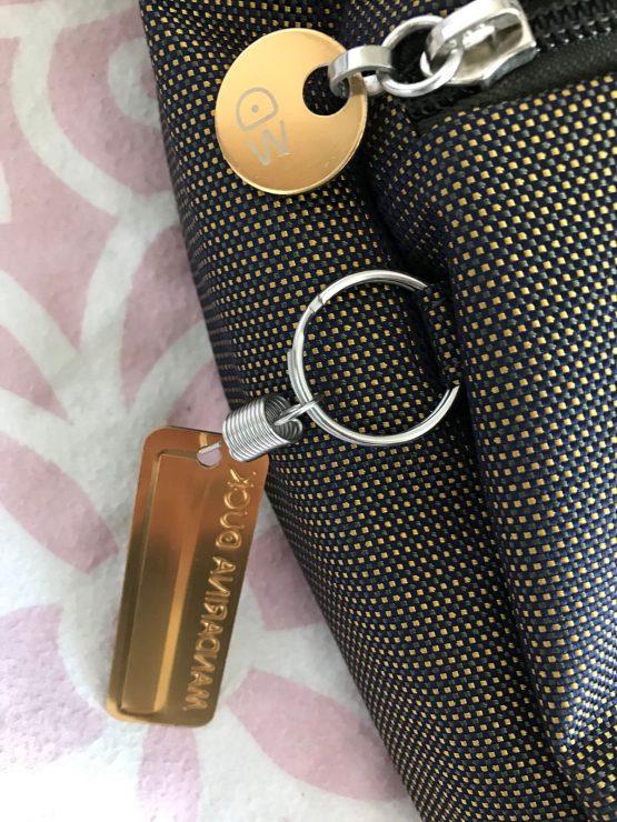 Móc chìa khóa Mandarina Duck key chain