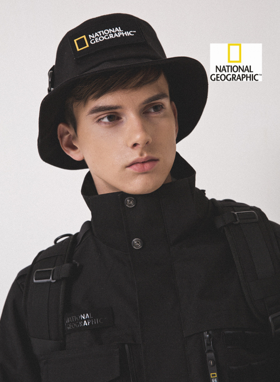 Mũ National Geographic Engineer Bucket Hat N181UHA190 National Geographic