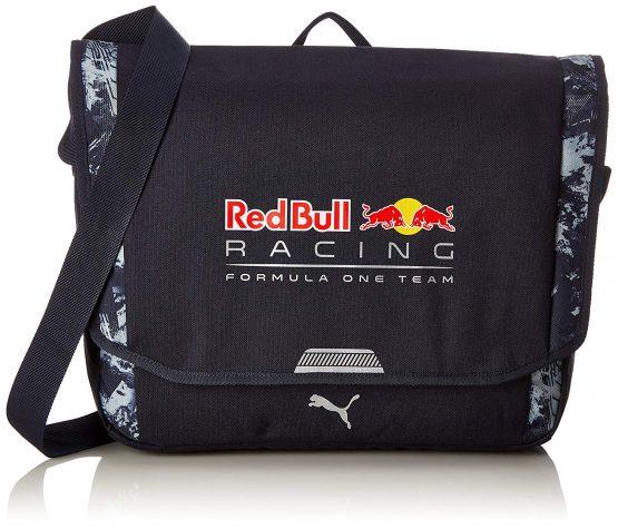 Puma Red Bull Racing Team F1 Shoulder Bag 074493 Puma