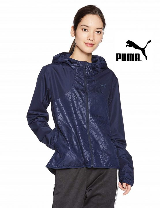 Puma Woven Mesh Lining Jacket 518045 Puma Training Jacket Size L