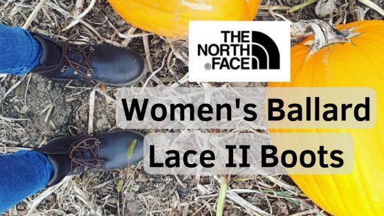 Bốt cao cổ THE NORTH FACE Ballard Lace II boot Size 37