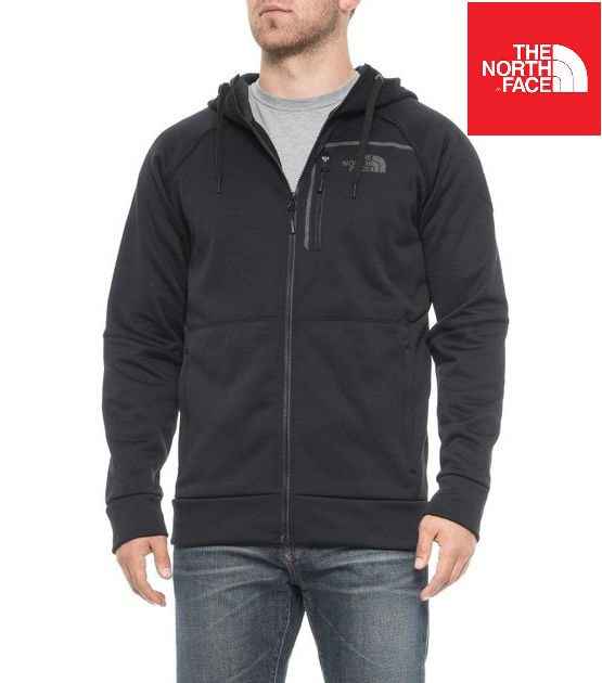 The North Face Mack Ease Full Zip Hoodie 2.0 NF0A3PAD The North Face size XL