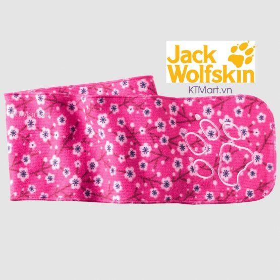 Jack Wolfskin Print Scarf Kids 1907312 Jack Wolfskin