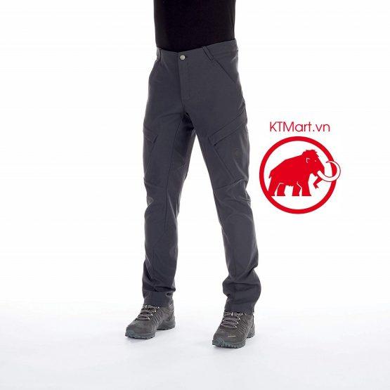 Mammut Men's Zinal Hiking Pants 1022-00540 Mammut size 34