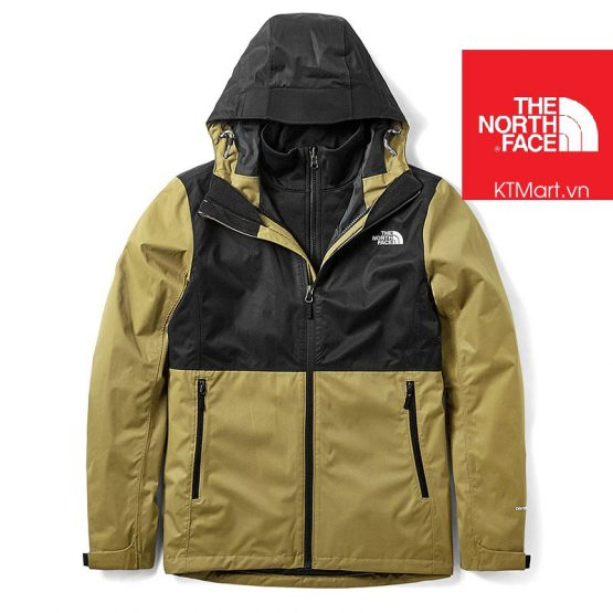 The North Face Women's Arrowood Triclimate 3 in 1 Jacket NF0A3V9D The North Face size M US