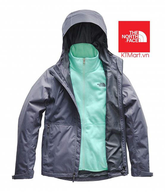 The North Face Women's Arrowood Triclimate Jacket NF0A3OC4 The North Face size M
