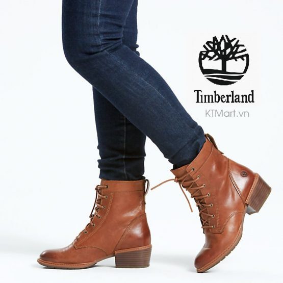 Timberland Women's Sutherlin Bay Lace Casual Boots A1SD3 Timberland size 38