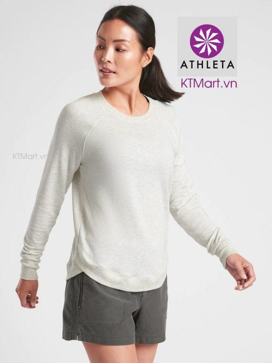 Athleta Mindset Sweatshirt 472751 Athleta size M