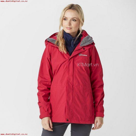 B.erghaus Women's Glissade GORETEX InterActive Jacket 21037 B.erghaus size M US
