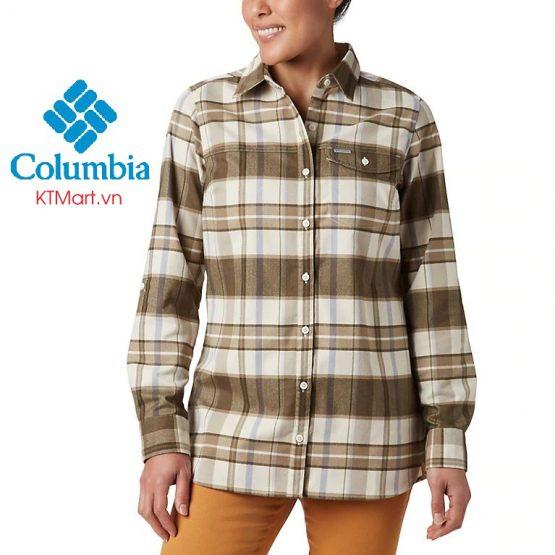 Columbia Women's Silver Ridge™ 2.0 Flannel Tunic 1865131 Columbia AL2309 size XS