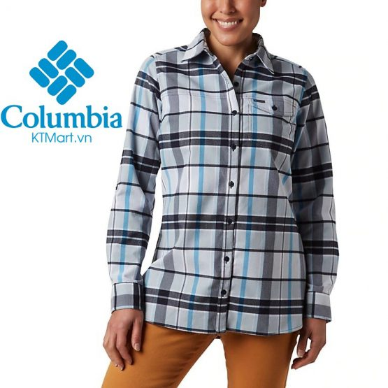 Columbia Women's Silver Ridge™ 2.0 Flannel Tunic 1865131 Columbia AL2309 size XS
