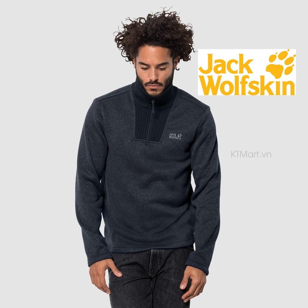 Jack Wolfskin Pullover & Strickjacken für Herren | warm