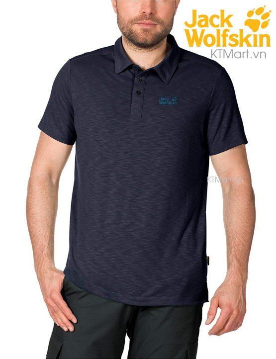 Jack Wolfskin Travel Polo Men's Shirt 2 M 1804541 Jack Wolfskin size L US