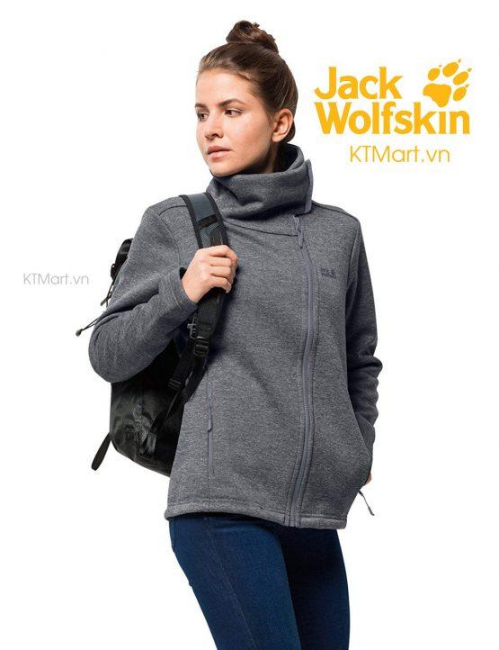 Jack Wolfskin Women Atlantic SKY Jacket 1705251 Jack Wolfskin size L US