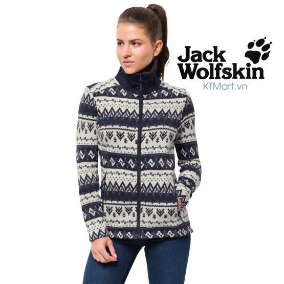 Jack Wolfskin Women's Nordic Fleece Jacket 1707141 Jack Wolfskin size M US