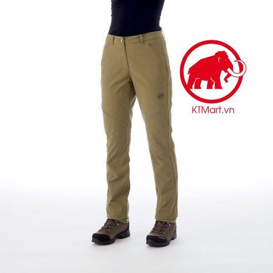 Quần leo núi Mammut Hiking Women's Pants Mammut 1022-00430 Mammut