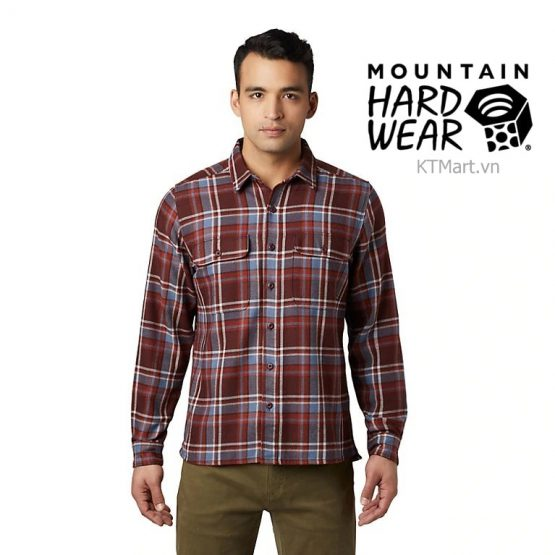 Mountain Hardwear Men's Woolchester™ Long Sleeve Shirt 1851191 Mountain Hardwear size S Asia