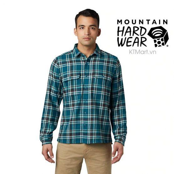 Mountain Hardwear Men's Woolchester™ Long Sleeve Shirt 1851191 Mountain Hardwear size S Asia