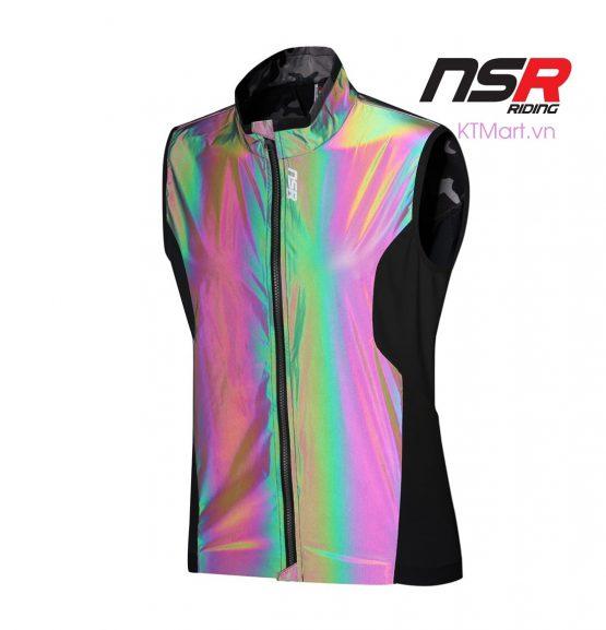 NSR Flash Spectrum Gilet Men NSR Riding size L Asia