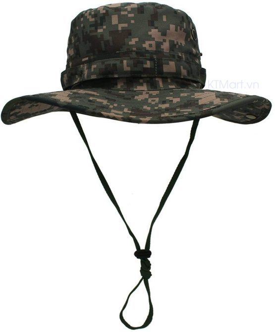 OUTFLY Camouflage Bucket Hats Waterproof Outfly