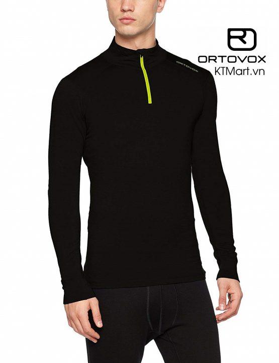 Áo lông cừu Ortovox 145 Merino Ultra Zip Neck M 84388 Ortovox