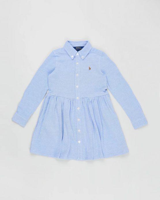 Polo Ralph Lauren Mesh Oxford Dress size 8