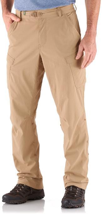 REI Co-op 158172 Sahara Roll-Up Pants Men's size 30, 34, 36