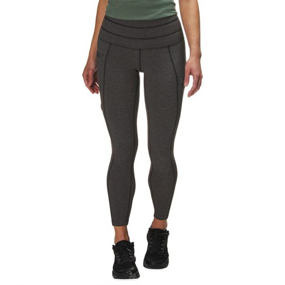 THE NORTH FACE NF0A3P7T WOMEN'S BEYOND THE WALL HIGH-RISE NATURAL TIGHTS