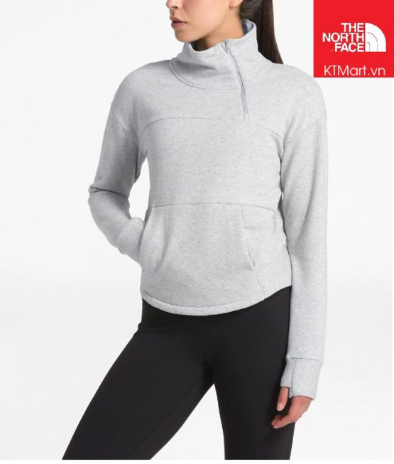 The North Face Women's Motivation Fleece Mock Neck Pullover NF0A3X2N The North Face size S