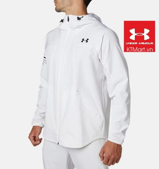 UNDER ARMOUR メンズ ウインドジャケット UA UNLINED WOVEN JACKET 1347232 Under Armour size XL Asia