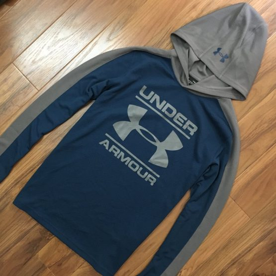 Boys Under Armour Hoodie 1298189 Under Armour size YMD