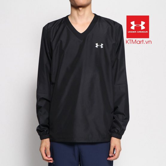 Áo chống thấm Under Armour VNeck Meshed Jacket 1353894 size L