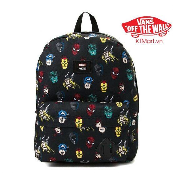 Vans X Marvel Characters Old Skool II Backpack VN000ONIRUB Vans
