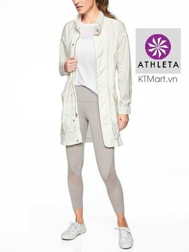 ATHLETA Organic Cotton Vista Jacket 210791 Athleta size XS