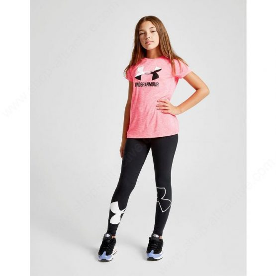 Under Armour Girls' Favourite Knit Leggings 1331673 YMD