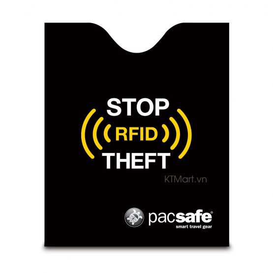 Pacsafe RFIDsleeve 50 RFID Blocking Passport Protector Pacsafe