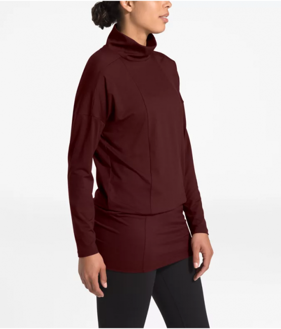 THE NORTH FACE NF0A3YWP WOMEN'S GET OUT THERE TUNIC SIZE S