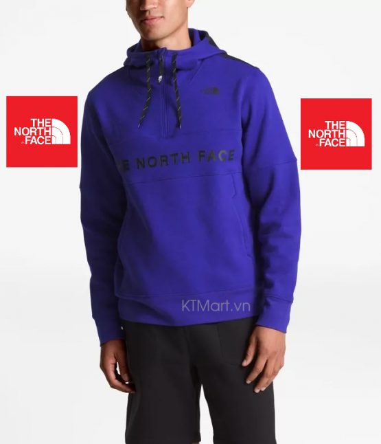 The North Face Men's Train N Logo ¼ Zip Hoodie NF0A3UWW The North Face size M US