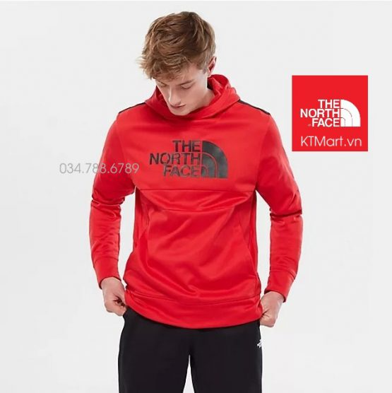 The North Face Men's Train N Logo Hoodie 3NZW The North Face size M