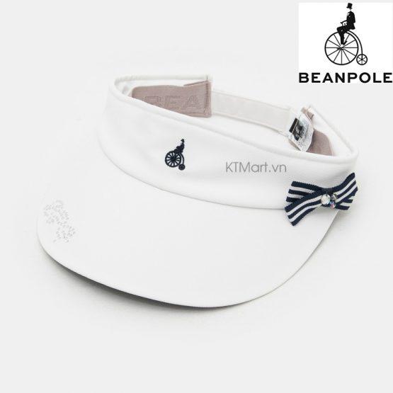 Bean Pole Golf bj828ba031 Women's White Ribbon Visor
