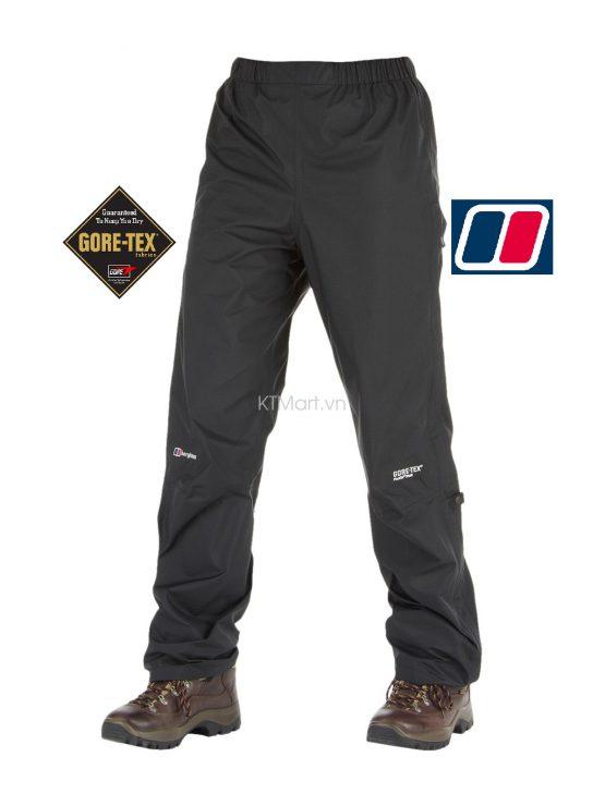 Berghaus Women's Paclite GORETEX OverTrousers 432374B50 Berghaus