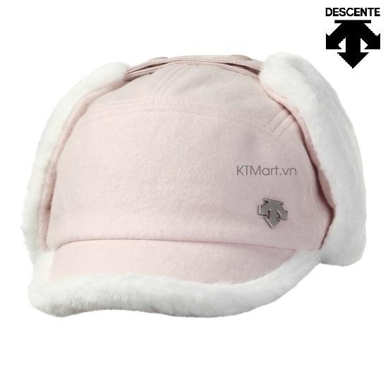 Descente Women's Brushed Winter Hat D942WTCPO4 Descente size 56cm
