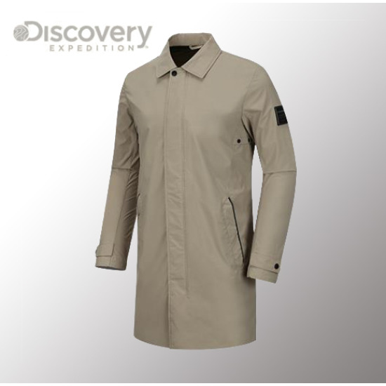 Discovery Men's Collar Mac Coat DMWJ3E711 Discovery size 95