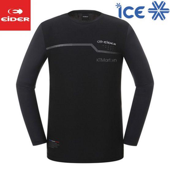 Eider Men's Round T-Shirts Kleu DMM19213 Eider size XL, XXL, XXXL