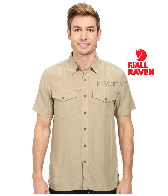 Fjällräven Abisko Vent Shirt SS Shirt 81794 Fjallraven size XL